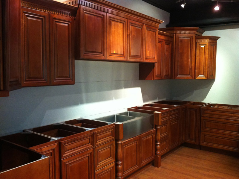 Horizon Maple Kitchen Cabinets - RTA Cabinet Store