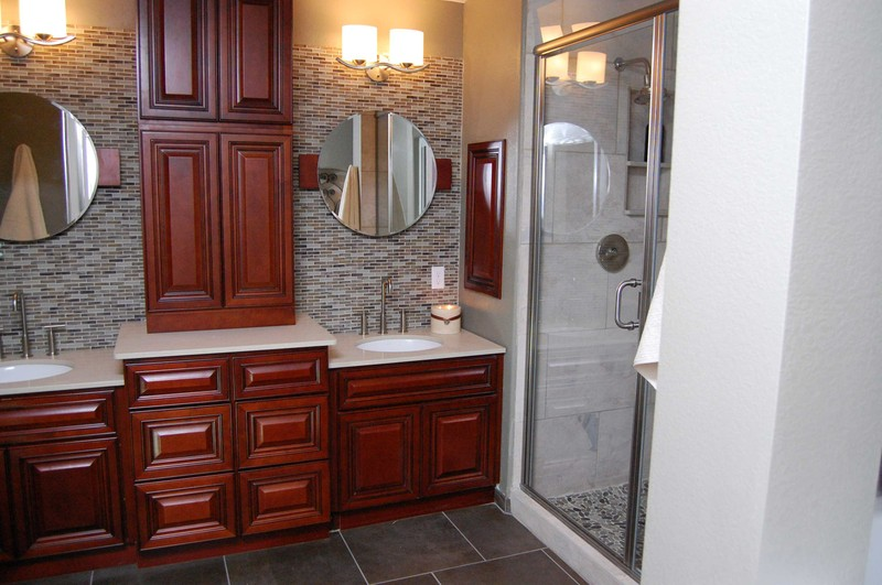 Bathroom Vanities, Showers And Fixtures