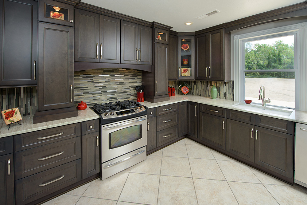 Elegant West Point Grey Kitchen Cabinets Nice Look