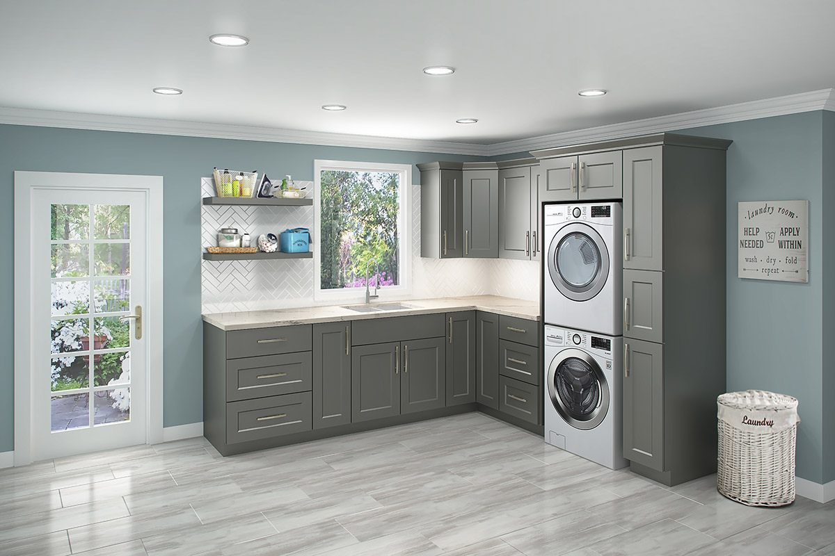 Whistler Fossil Kitchen Cabinets