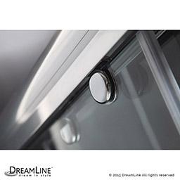 Dreamline Charisma Sliding Shower Door 56 60 In W X 76