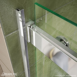Dreamline Essence 56 To 60 In Frameless Bypass Tub Door