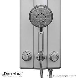 Dreamline Shcm 25780 Rainfall Hydrotherapy Shower Panel