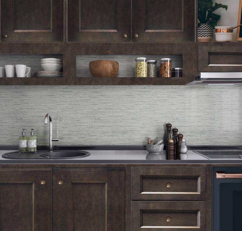 Florence Slate Shaker Kitchen Cabinets