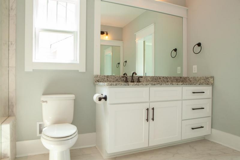 Florence White Shaker Bathroom Vanities
