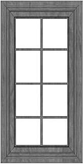 Regal Oak Diagonal Corner Mullion Door 24  X 30  Model #GDC2430MDRGO  sc 1 st  RTA Cabinet Store & Regal Oak Mullion Doors - RTA Cabinet Store pezcame.com