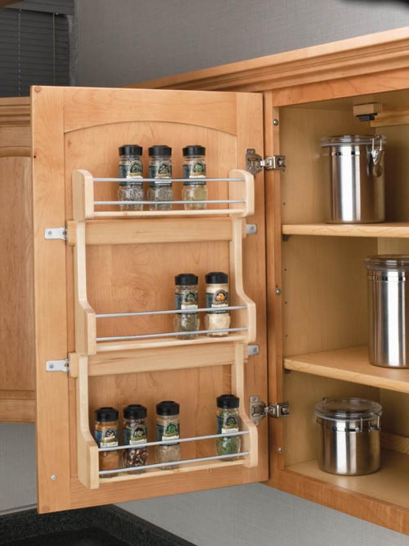 Spice Racks - RTA Cabinet Store