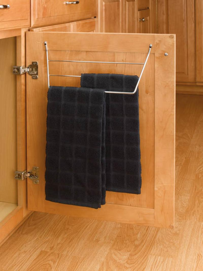 Chrome Towel Holder