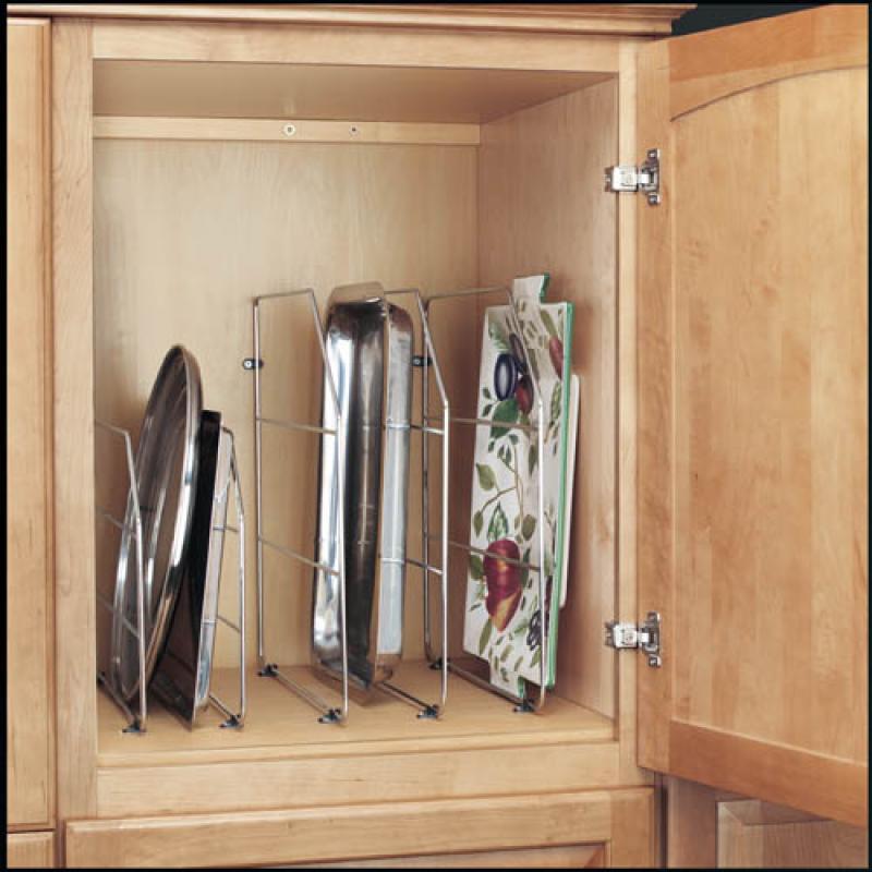 Kitchen Cabinets Accessories: Rev-A-Shelf Kitchen Cabinet & Vanity Accessories