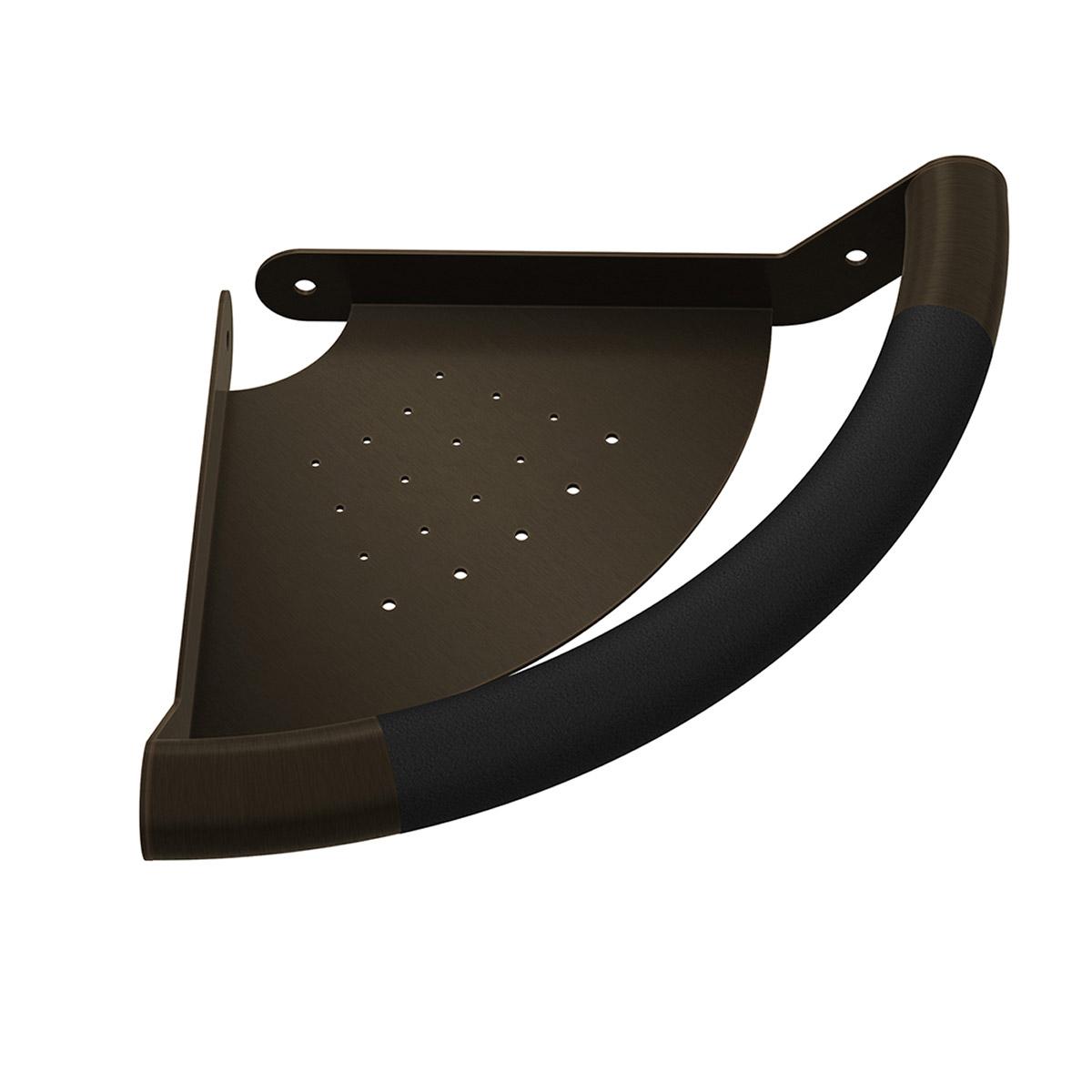 PULSE ShowerSpas ErgoCornerBar Oil-Rubbed Bronze