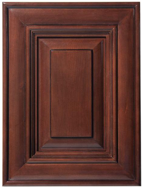 Bainbridge Chocolate Sample Door Rta Kitchen Cabinets