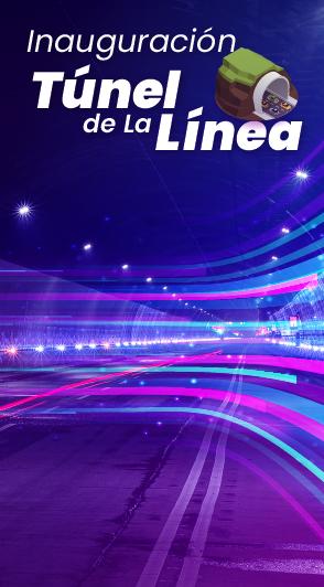 Túnel de la línea: la megaobra más importante en la historia