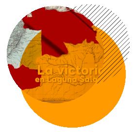 Las batallas de la Laguna Salada y de Sabanas del Patrón consolidaron la liberación de Riohacha