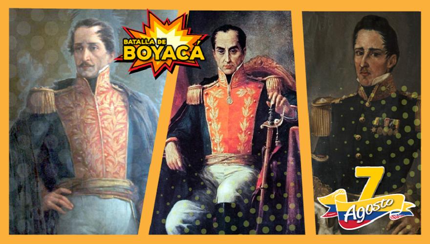 ¿Quiénes fueron los primeros militares de Colombia?