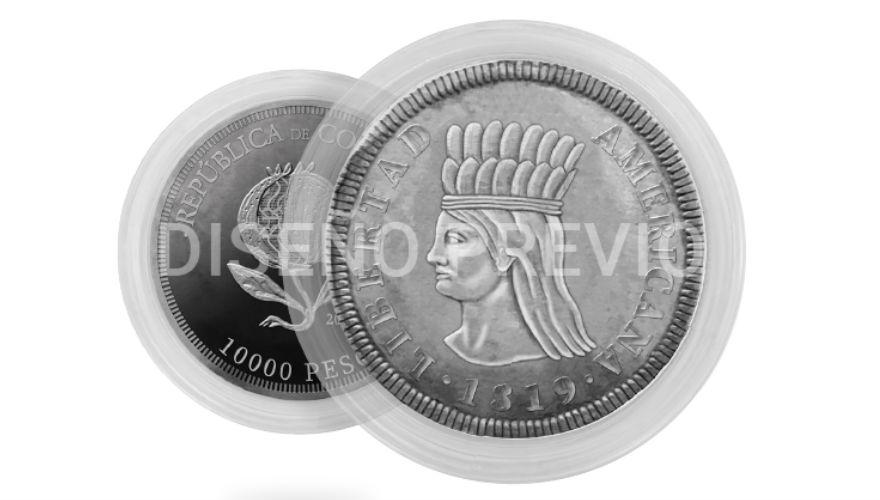 ¡Conoce la moneda conmemorativa del Bicentenario!