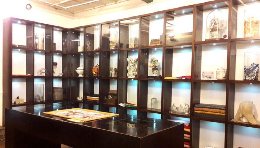 Así era la tienda de José González Llorente