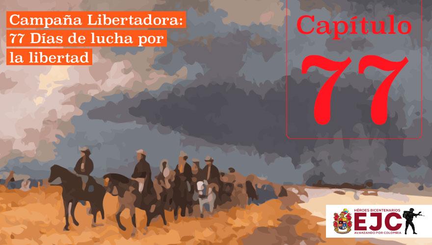 Batalla del puente de Boyacá y fin de la Campaña Libertadora