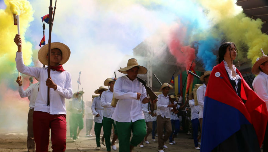¿Por qué Colombia celebra el Bicentenario?