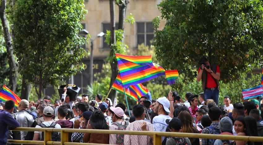 marchas de la comunidad lgbt