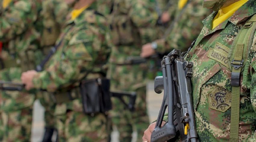 condena militares