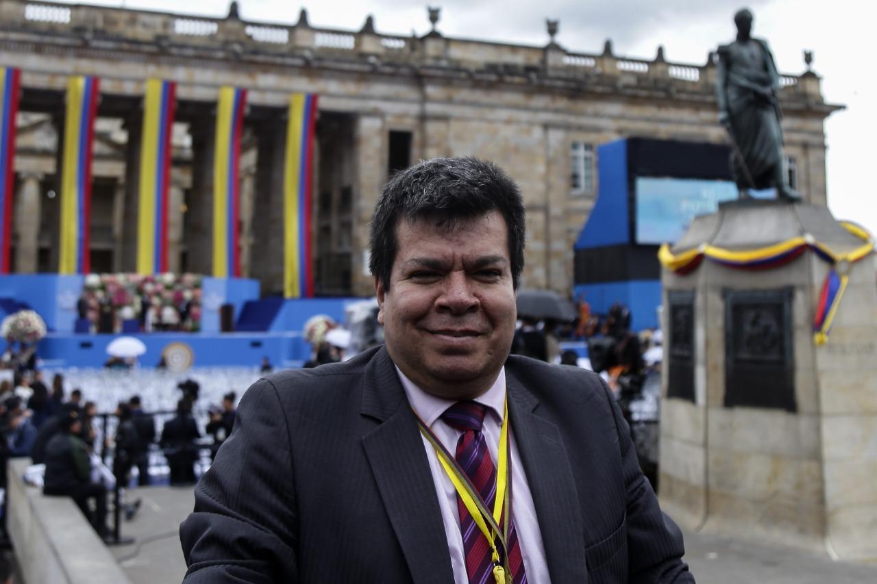 Argemiro Piñeros periodista