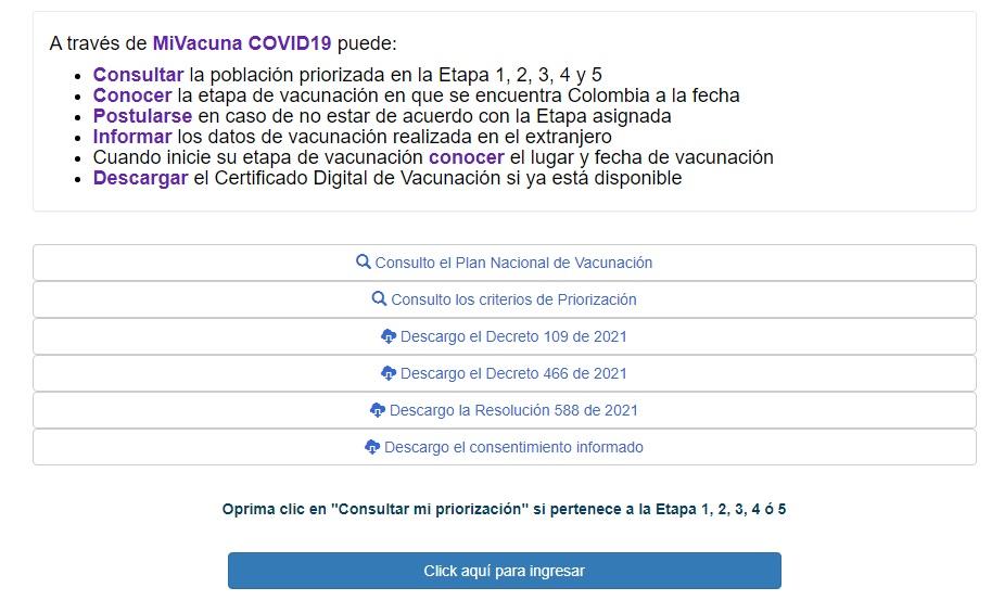 certificado digital de vacunación 1