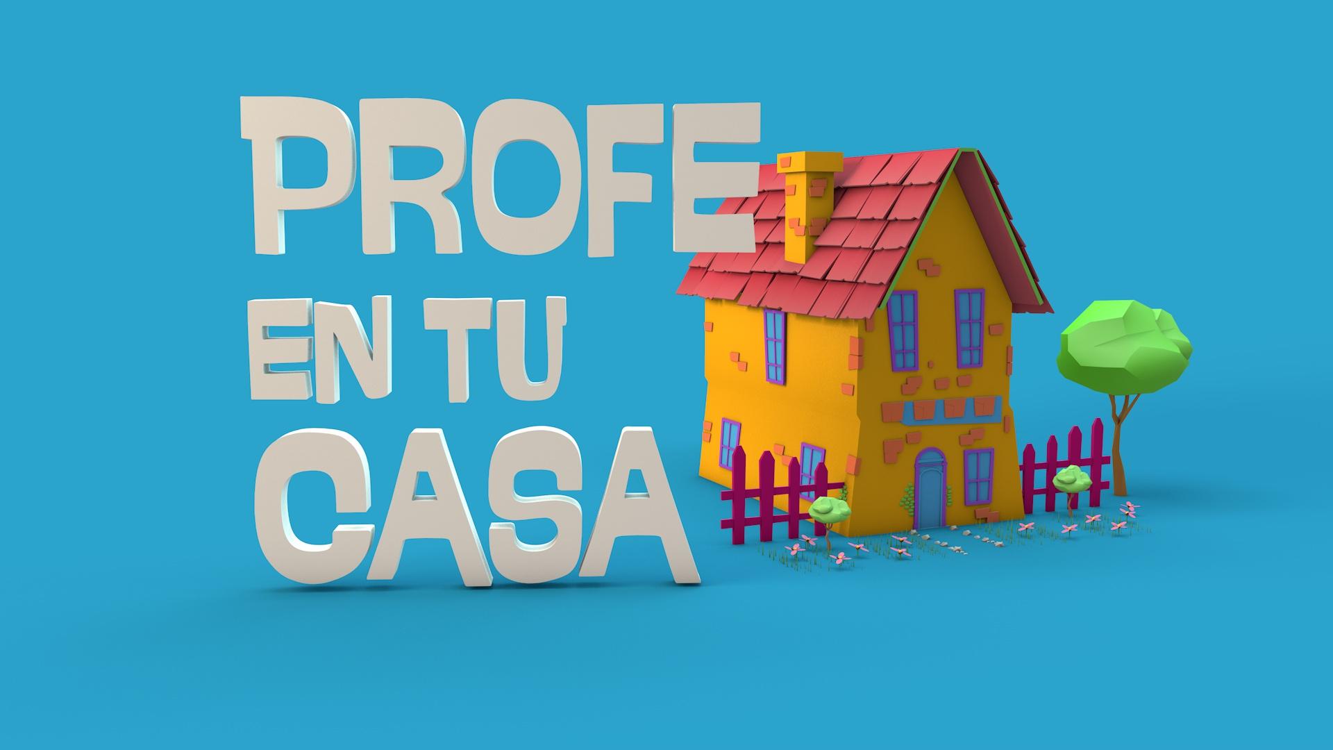 'Profe en Tu Casa' vuelve el 23 de marzo