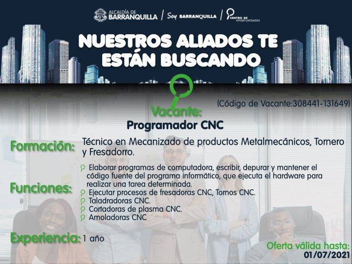 programador cnc