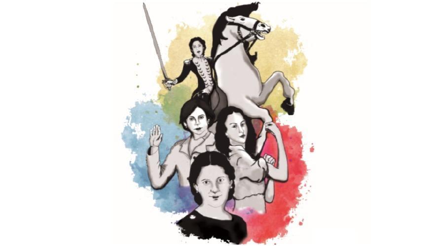 Las mujeres que escribieron la historia de Colombia