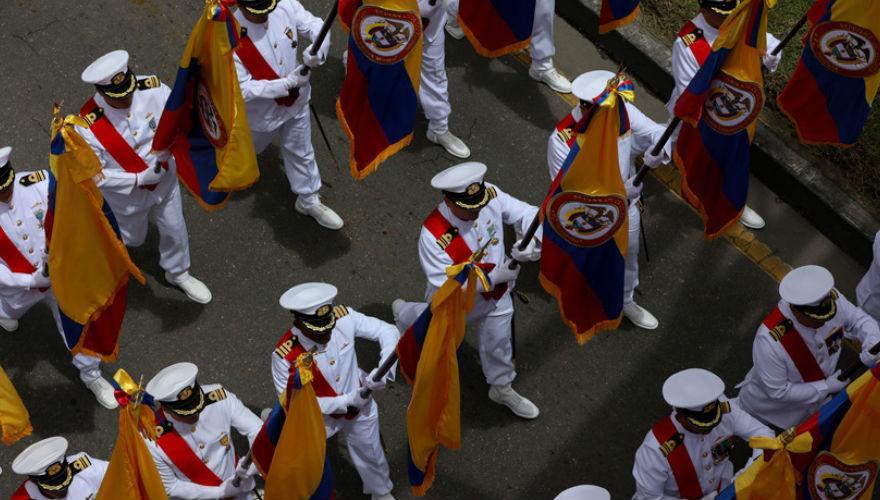 Así fue la primera celebración de la Independencia de Colombia, en 1820