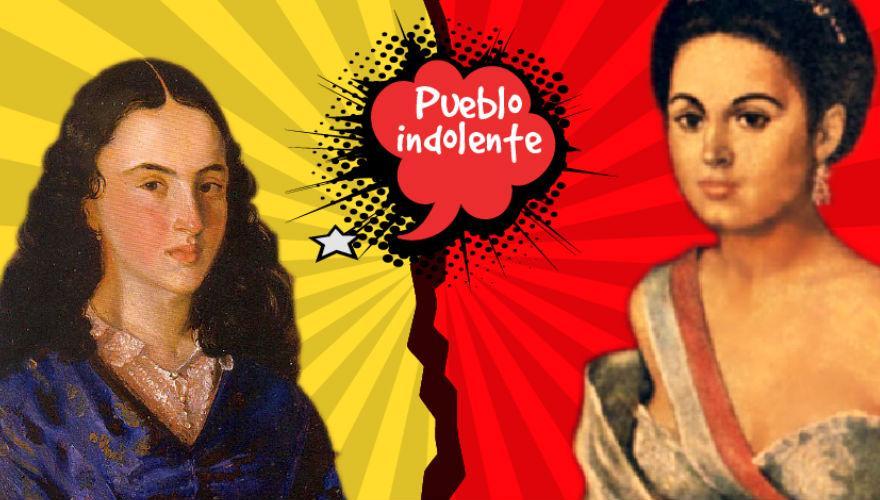 Las heroínas de la Independencia de Colombia