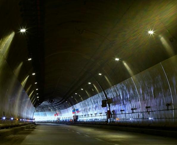 Túnel de la línea: la megaobra en datos y cifras