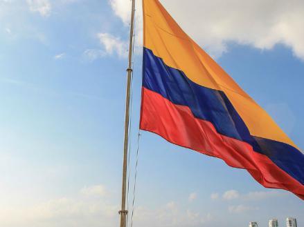 Imagen de la Bandera de Colombia