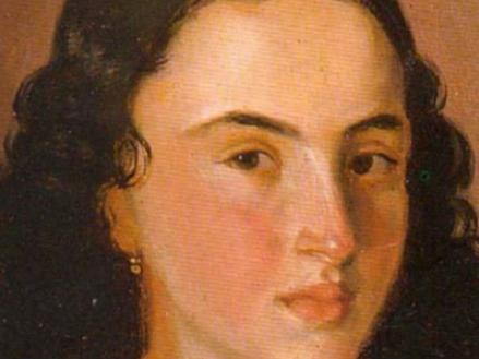 """Retrato de Policarpa Salavarrieta """"La Pola"""""""