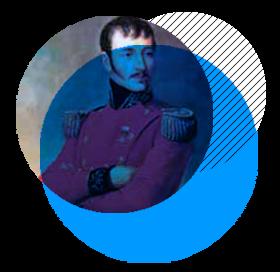 Conmemoración del fallecimiento del general Anzoátegui