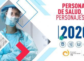 Personal de la salud: Los personajes de 2020