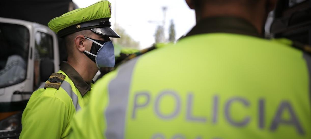 Ataque en Valle del Cauca a Policía