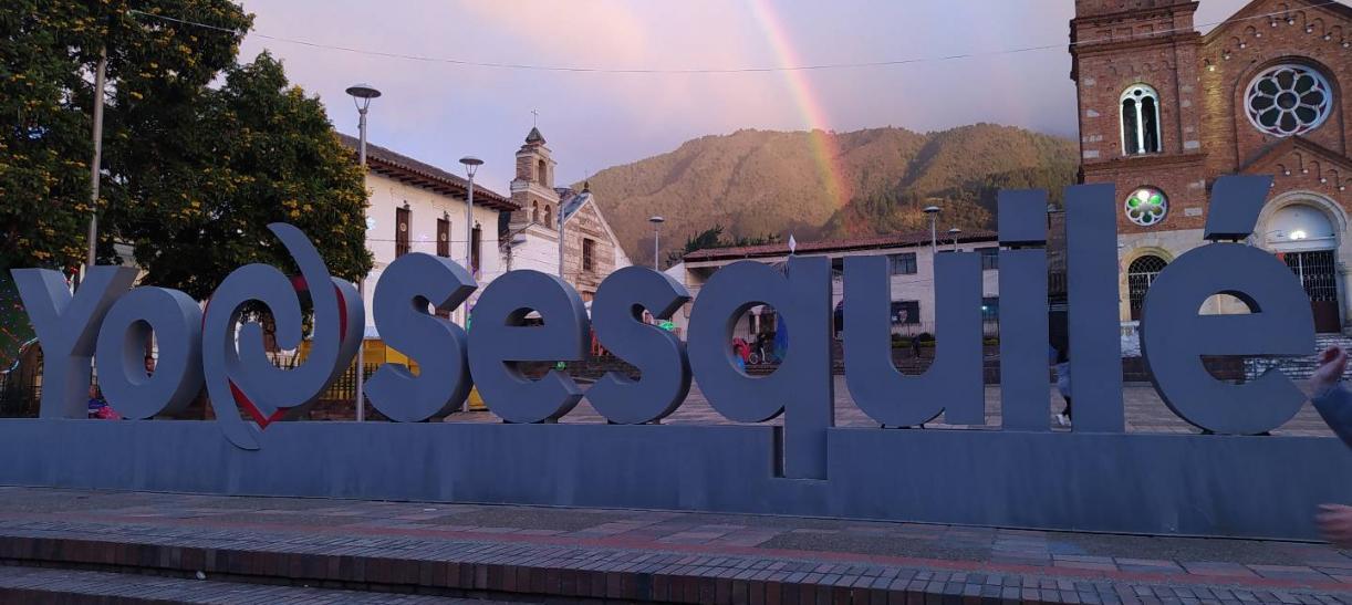 Municipio de Sesquilé