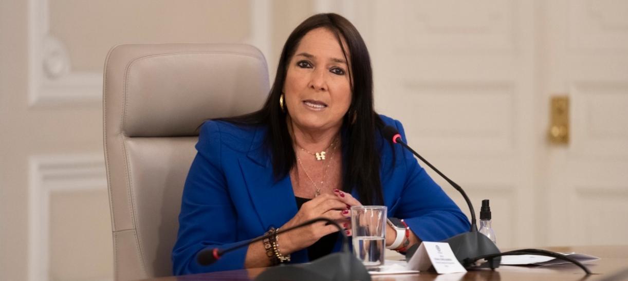 Susana Correa directora de Prosperidad Social