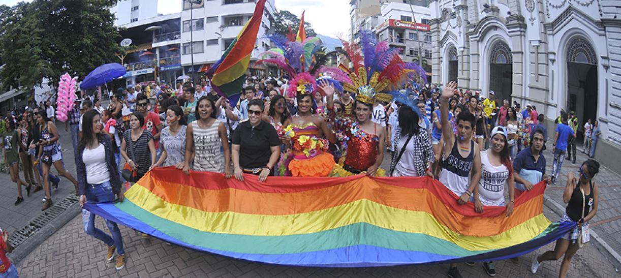 Comunidad LGBTI trans