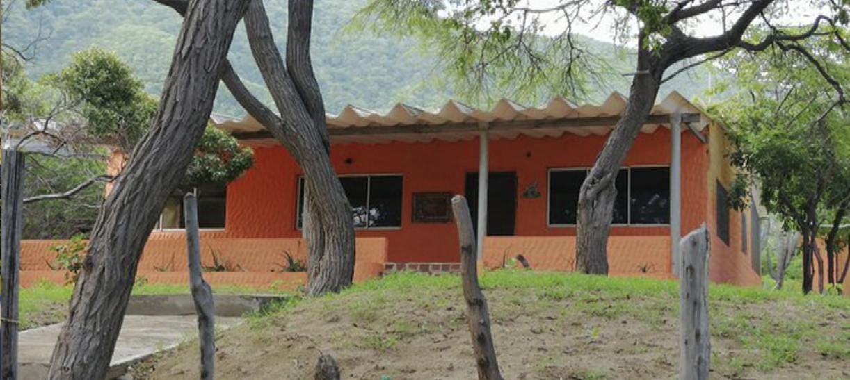 Parque natural Tayrona