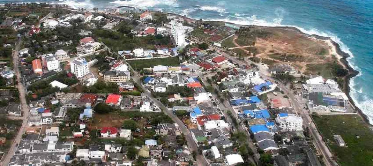 Más de 500 familias se han beneficiado con las casas reconstruidas en Providencia