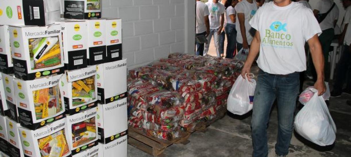 Banco de Alimentos Colombia
