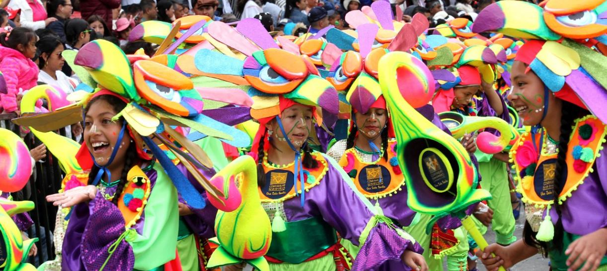 Cultura en Colombia - Negros y blancos