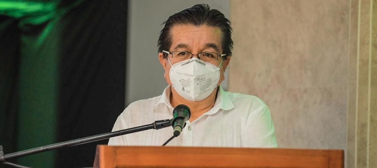 Ministro de Salud Fernando Ruiz Prueba PCR para viajeros