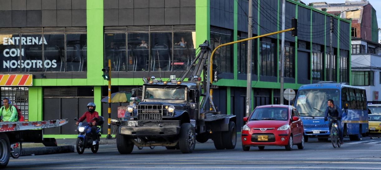 Movilidad en Colombia diciembre navidad