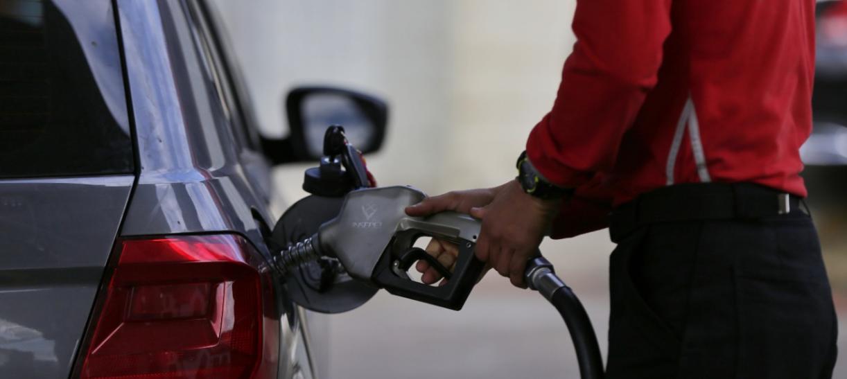 Precio de la gasolina en diciembre
