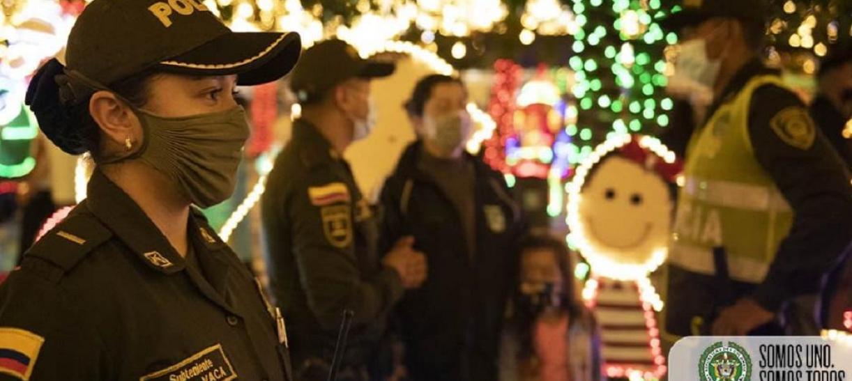 Recomendaciones de la Policía para Navidad