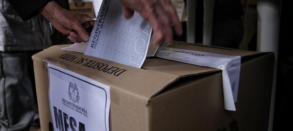 Reforma al Código electoral
