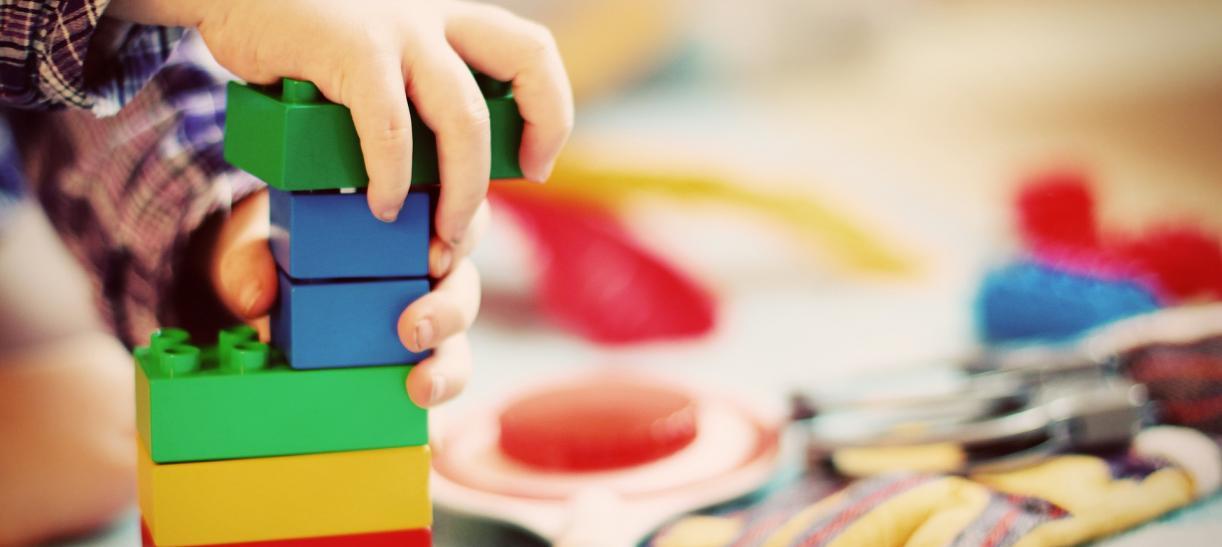 juguetes seguros para niños